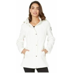 Vince Camuto ヴィンスカムート 服 一般 Hooded Softshell Jacket V19730