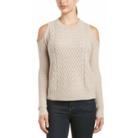 fischer フィッシャー ファッション トップス Christopher Fischer Cashmere Sweater L Beige