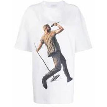 ih nom uh nit レディースその他 ih nom uh nit Oversized T-shirt Optic White