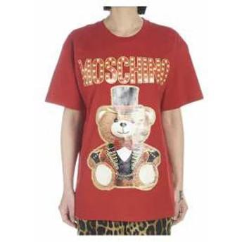 Moschino レディースその他 Moschino teddy Circus T-shirt Red