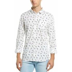 ファッション ドレスシューズ Noize Guitar Woven Shirt M