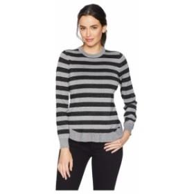 Ivanka Trump イヴァンカ トランプ 服 スウェット Rounded Neck Stripe Sweater