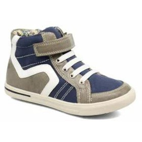 I Love Shoes キッズスニーカー Trainers FELIX Grey TAUPE /NAVY