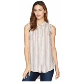 Lucky Brand ラッキーブランド 服 一般 Stripe Tunic Top