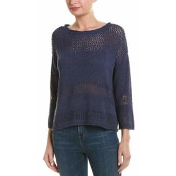 Three Dots スリー ドッツ ファッション トップス Three Dots Resort Sweater