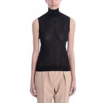 Givenchy レディースその他 Givenchy Black Rib-knit Sleeveless Top Black