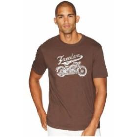 Life is Good ライフイズグッド 服 一般 Freedom Machine Smooth T-Shirt