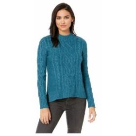 kensie ケンジー 服 スウェット Lofted Fuzzy Knit Sweater KSDK5923