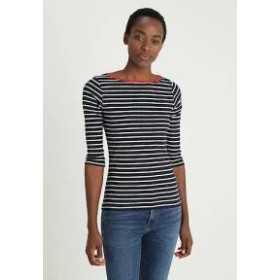 TOM TAILOR レディースその他 TOM TAILOR STRIPE - Long sleeved top - navy navy