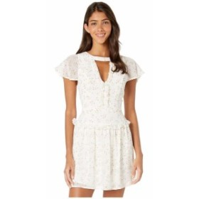 BCBGeneration ビーシービージェネレーション ドレス 一般 Cocktail Front Cut Out Mock Neck Woven Dress