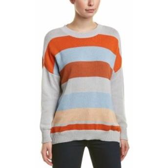 ファッション トップス Svtr Wool-Blend Sweater 4-8