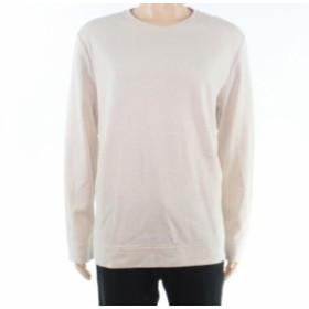 ファッション トップス Tasso Elba Mens Birch Tree Beige Size XL Pullover Crewneck Sweater