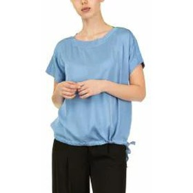 SEMICOUTURE レディースその他 SEMICOUTURE Faby T-shirt Light blue