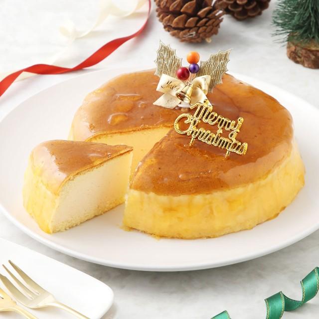 梅月堂 ふんわりスフレチーズケーキ
