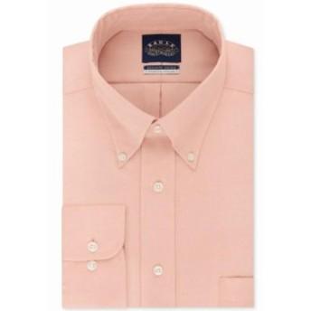 sunset サンセット ファッション ドレス Eagle NEW Sunset Pink Mens Size 18 Regular Fit Non Iron Dress Shirt