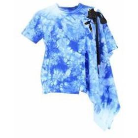 Sacai レディースその他 Sacai Asymmetric Tie-dye T-shirt Basic