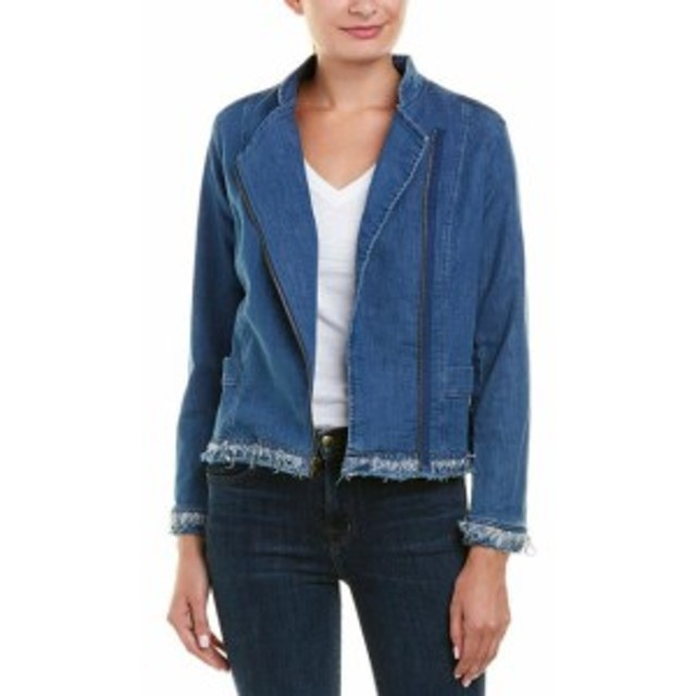 Ella Moss エラモス ファッション 衣類 Ella Moss Denim Jacket Xs Blue