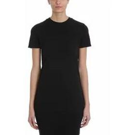DRKSHDW レディースその他 DRKSHDW Black Cotton T-shirt black