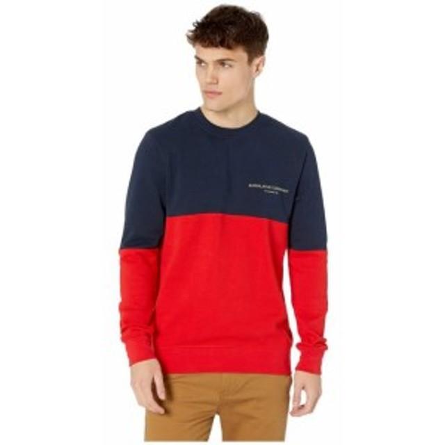 WeSC ウィーエスシー 服 一般 Block Sweatshirt