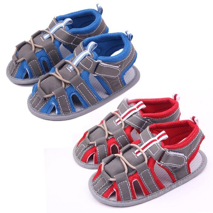 寶寶涼鞋 透氣機能 學步鞋 軟底防滑嬰兒鞋 (11-13cm) MIY1600 好娃娃