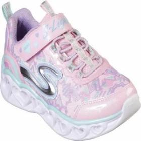 SKECHERS スケッチャーズ アクセサリー  Skechers Girls  S Lights Heart Lights Sneaker