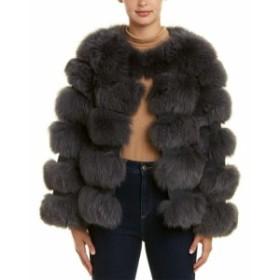 ファッション 衣類 La Fiorentina Jacket Xs Grey
