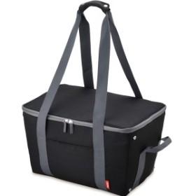 サーモス レジカゴバッグ 保冷 買い物カゴ用バッグ 25L ブラック(BK) REJ-025