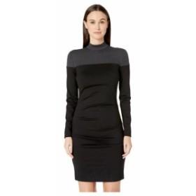 Nicole Miller ニコルミラー ドレス 一般 Ponte Mock Neck Dress