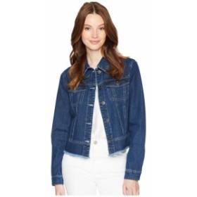 BB Dakota ビービーダコタ 服 一般 Cillia Lace-Up Back Denim Jacket
