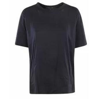 Sofie dHoore レディースその他 Sofie dHoore Round Neck T-shirt Dark Blue