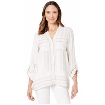 Jones New York ジョーンズニューヨーク 服 一般 Handkerchief Hem Shirt