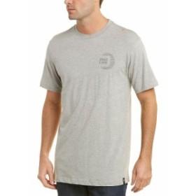 ファッション トップス Orage John Graphic T-Shirt S Grey