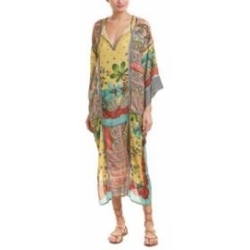 Johnny Was  ファッション ドレス Johnny Was Silk Kimono Dress