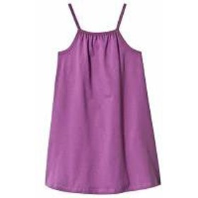 A Happy Brand キッズドレス A Happy Brand Purple Gathered Tank Dress