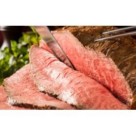 【ローストビーフ】牛肉花子のローストビーフ(250g以上)+ソーセージ