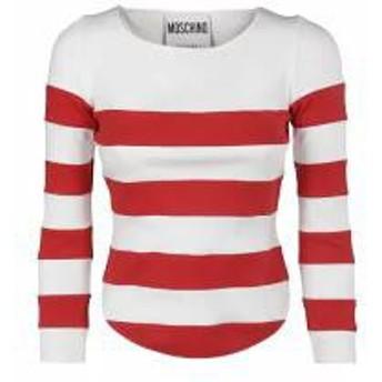 Moschino レディースその他 Moschino Striped Top white