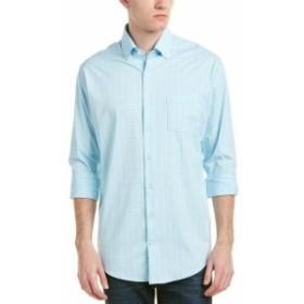 Peter Millar ピーターミラール ファッション ドレス Peter Millar Mcconnell Performance Woven Shirt M Blue