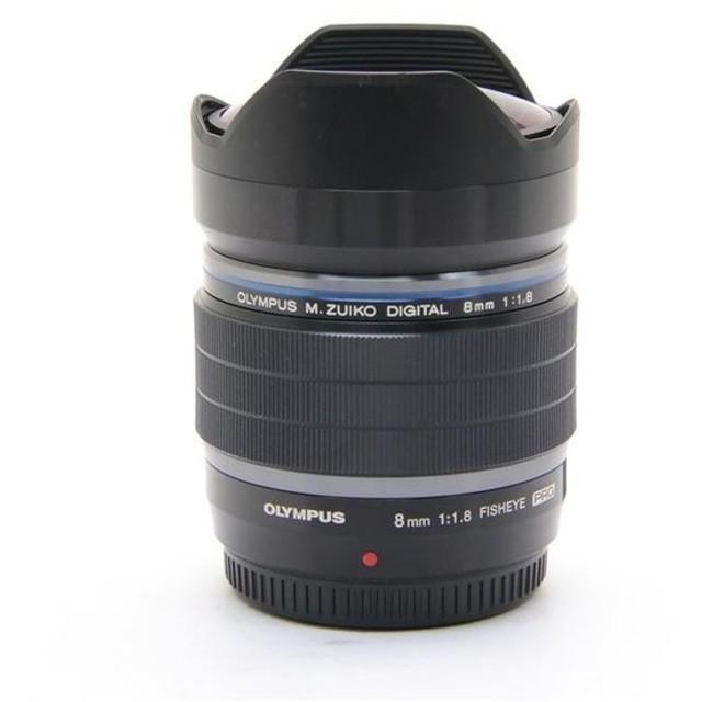 《並品》OLYMPUS M.ZUIKO DIGITAL ED 8mm F1.8 Fisheye PRO