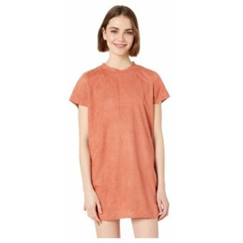 MINKPINK ミンクピンク ドレス 一般 Remember Me Suede Tee Dress