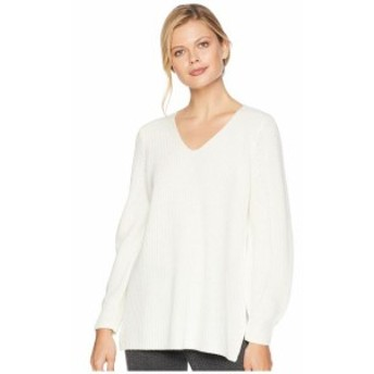 Calvin Klein カルバンクライン 服 スウェット V-Neck with Poetic Stitch Sleeve Sweater