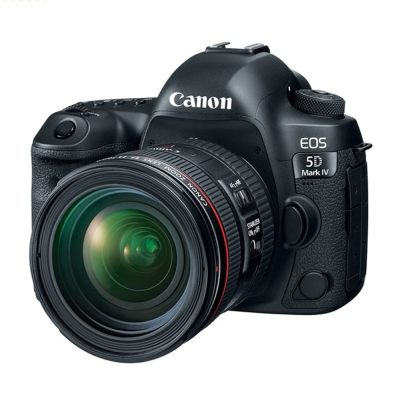 Canon EOS 5D Mark IV+24-70mm 單鏡組*(平輸中文)