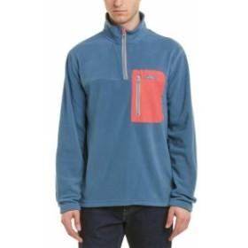 ファッション トップス Castaway Tidal Fleece 1/4-Zip Pullover M