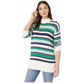 BCBGMAXAZRIA ビーシービージーマックスアズリア 服 スウェット Striped Boyfriend Sweater