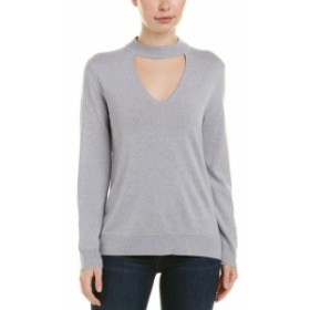 Trina Turk トリーナ ターク ファッション トップス Trina Turk Cutout Wool Top Xs Grey