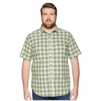 Columbia コロンビア 服 一般 Big and Tall Leadville Ridge Yarn-Dye Short Sleeve Shirt