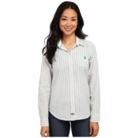 U.S. POLO ASSN. ユーエスポロアッスン 服 一般 Striped Poplin Shirt