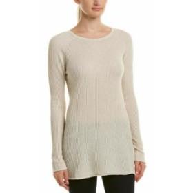 ファッション トップス Forte Cashmere-Blend Pullover L Beige