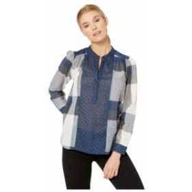 Lucky Brand ラッキーブランド 服 一般 Mixed Plaid Pullover Top