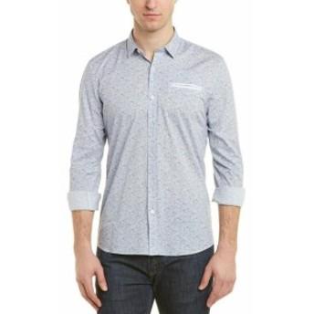 ファッション  David Naman Woven Shirt