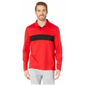 Calvin Klein カルバンクライン 服 一般 Long Sleeve Color Blocked Rugby Polo